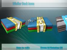 WinRar dock icons