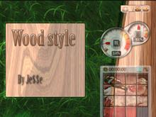 Wood style