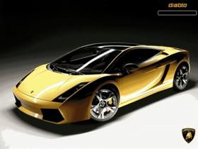 Lamborgini Diablo Yellow