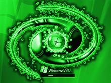 Vista Twirl Candy Swirl Green v2.0!