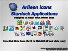 Stardock Softwares Icons (by Q94)