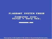 Flagrant Error