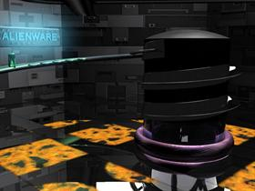 Production Line Alienware