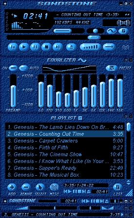 SoundBoard SandStone Blue v1.0