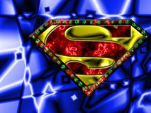Superman Abstract