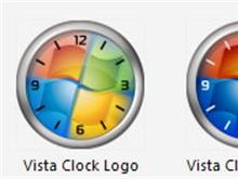 Vista Orb Clock