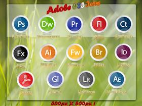 Adobe Creative Suite 3 CS3 Icons