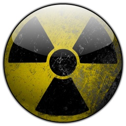 Radioactive Icon for Duke Nukem