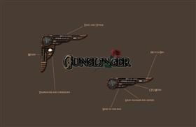 Gunslinger SMX