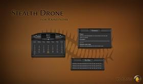 Stealth Drone Rainy
