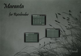 Maranta Rainy