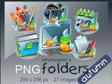Autumn folders