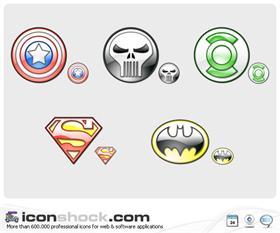 Heroes Logos