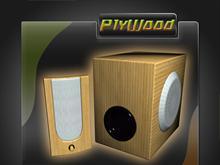 PlyWood Speakers