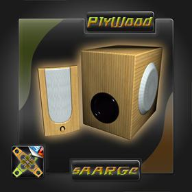 PlyWood Speakers