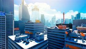 Mirror&#39;s Edge: financial district