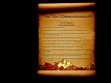 Math Commandments(Widescreen)