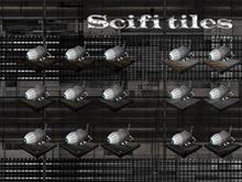 Scifi tiles