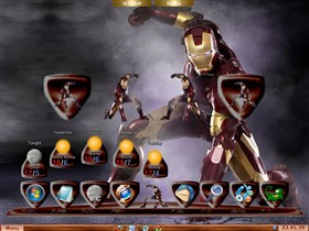IronMan 4 IconPngs
