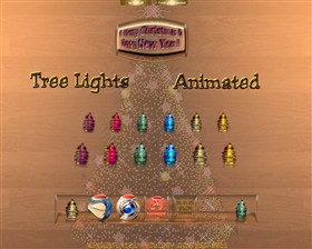 2 Animated TreeLights