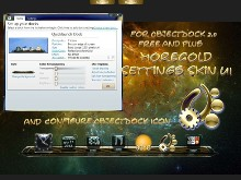 MoreGold ConfigureIcon and SkinUI