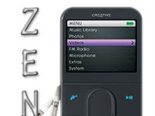 Creative Zen Vision:M Icon