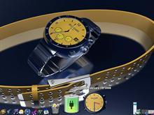 Bvlgari Clock
