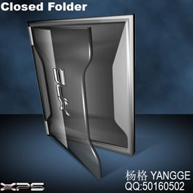 XPS (Closed Folder)