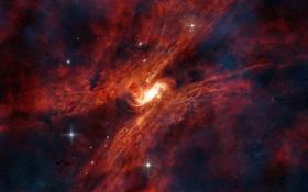 Cosmic Maelstrom