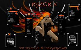 Razor X