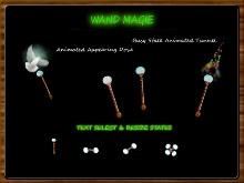 Wand Magie