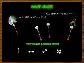 Wand Magie
