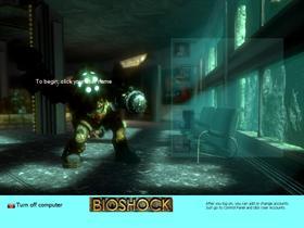 Bioshock Logon
