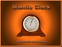 Mantle Clock