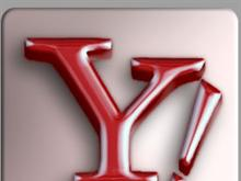 Yahoo Website Icon
