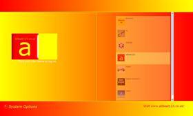 alibear123 Logon Screen