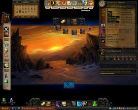 Dave's World of Warcraft (WoW) Desktop