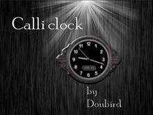 CalliClock