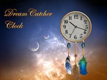 DreamCatcher Clock