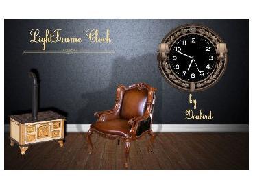 LightFrame Clock.