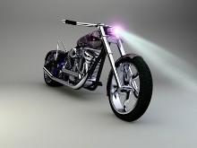 3D Studio with Lightening Chopper LSV