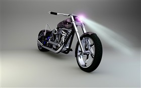 3D Studio with Lightening Chopper LSV