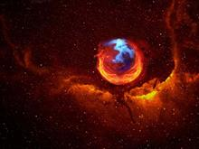 spaced out firefox