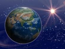 Earth Daylight
