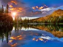 HDR Lake