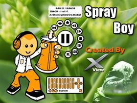 Spray Boy Player