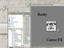 Rocky Cursor FX