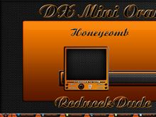 DX Mini Orange_Honeycomb