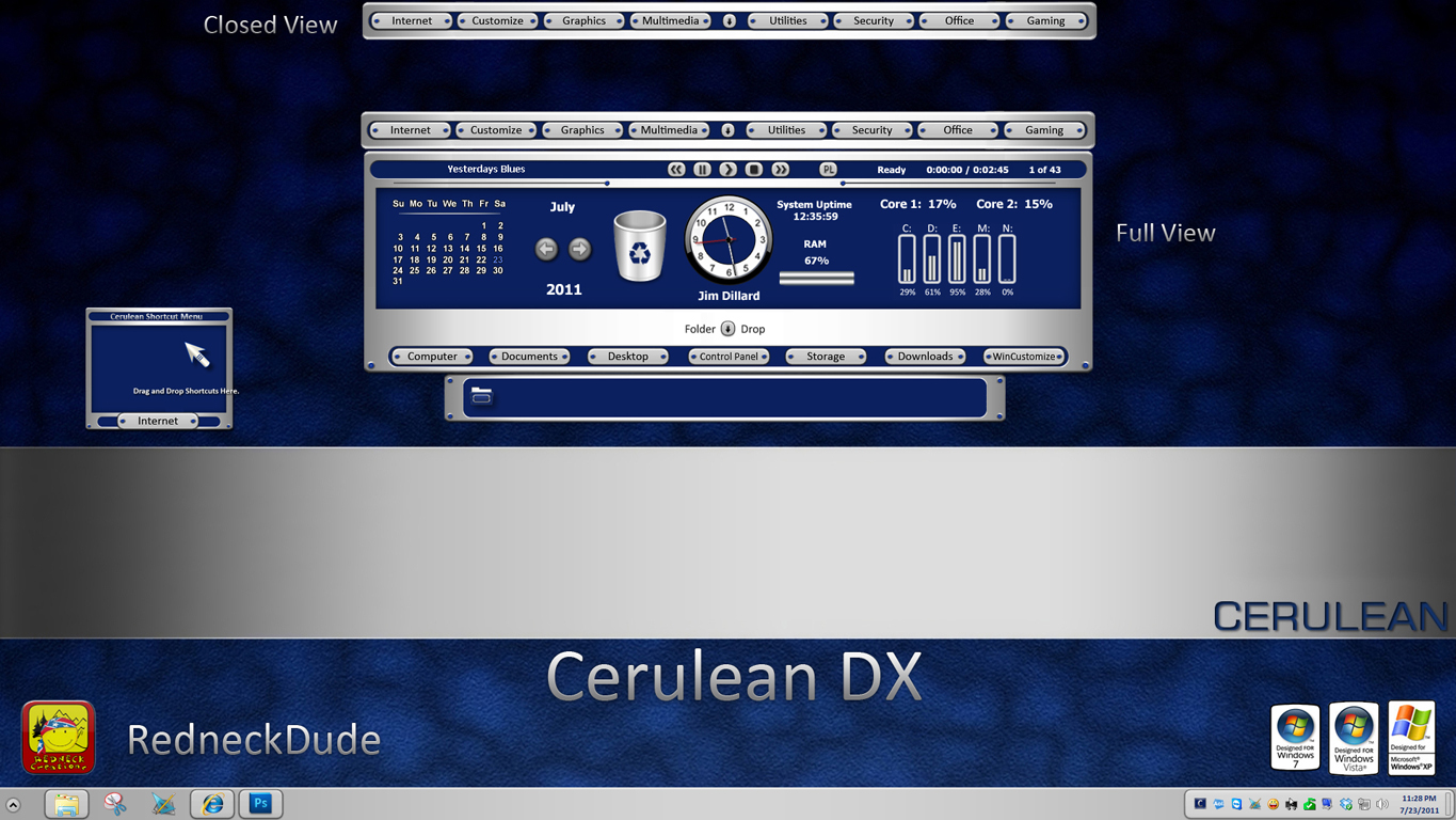 Cerulean DX