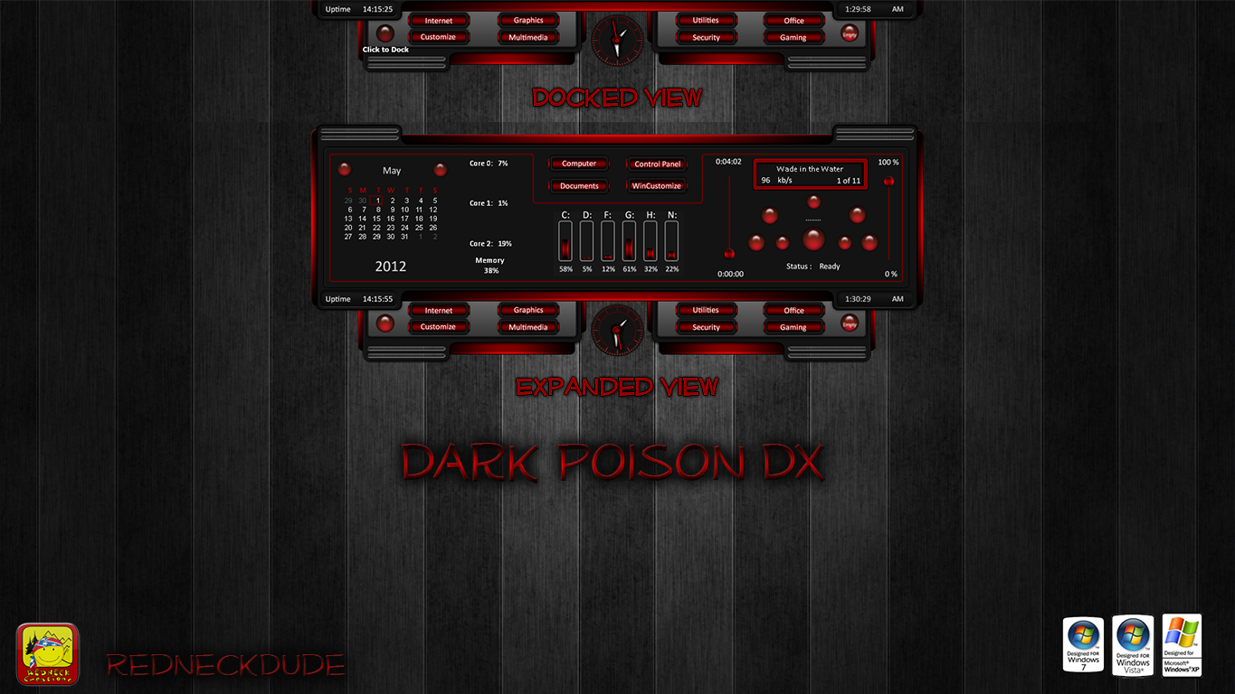 Dark Poison DX